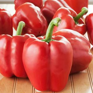 Red Bell Pepper(Approx. 250grm to 400grm)