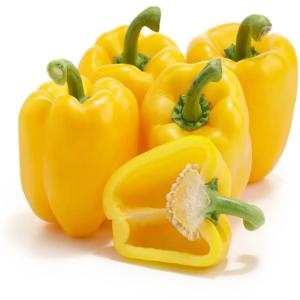 Yellow Bell Pepper(Approx. 250grm to 400grm)
